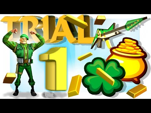 Respawnables •TRIAL #1•GAMEPLAY (EVENTO día de SAN PATRICIO )
