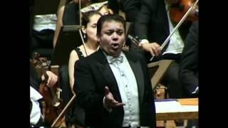 Flor de Azalea Mauro Calderón Orquesta Sinfónica