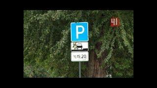 видео Платные парковки делают водителей нарушителями в Воронеже