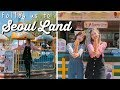KOREA VLOG: First Time at Seoul Land Amusement Park 🎡