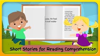 Improve Your Child's Reading with Short Stories for Reading Comprehension: Cant we get along?