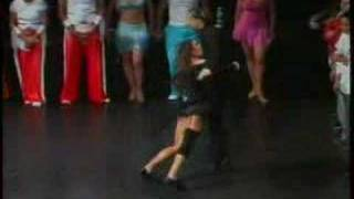 Mayan Salsa Competition 2005. Aytunc & Duygu From Turkey