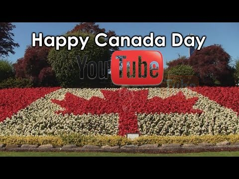 Happy Canada Day YouTube World: We Are Sorry!