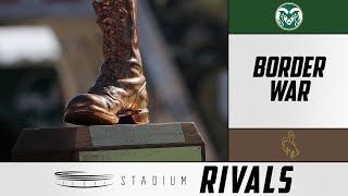 Colorado State-Wyoming Rivalry: History of the Border War | Stadium Rivals