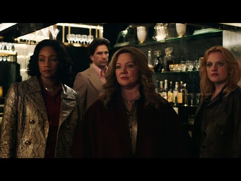 WATCH: Mob wife Melissa McCarthy takes Irish mafia's matters into her own hands in The Kitchen trailer
