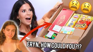 I PAID $500 FOR ERYN TO MAKE ME A MYSTERY BOX!! OMG