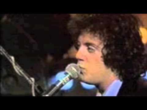 Billy Joel - Scenes From An Italian Restaurant (RARE - World Premier) - Live on WIOQ (1977)