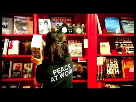 Introductory film about the Nobel Peace Center