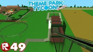 Roblox - Episode 49 | Theme Park Tycoon 2 - Salle des Machines / FR