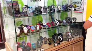 Looking for G-Shock in UENO, Tokyo | Village Vanguard & LOFT