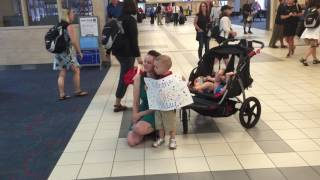 USAF Deployment Homecoming 2015