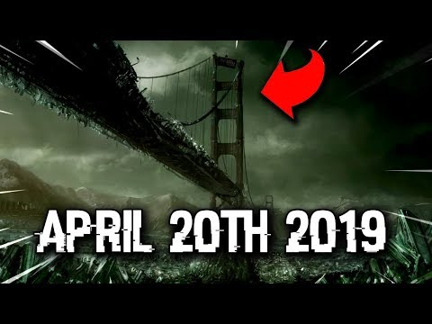 on April 20th, this scary event will take place..