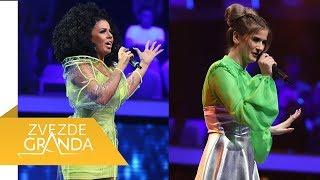 Andrijana Stojanovic i Sanja Kostic - Splet pesama - (live) - ZG - 18/19 - 06.04.19. EM 29