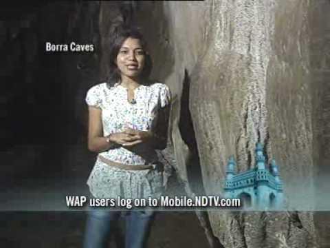 7 Wonders of India: Borra Caves