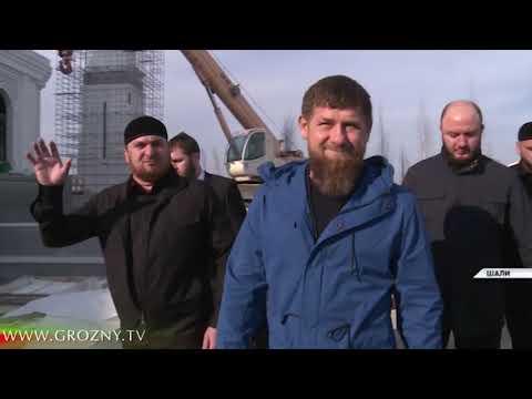 Открытие самой большой мечети в Европе состоится в мае 2019 года в Чечне