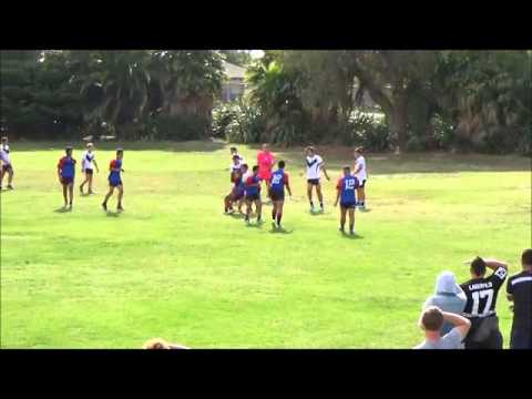 Southern Zone Rugby League Academy U15 v Upper Central Zone Rugby League Academy U15
