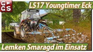 LS17 Youngtimer Eck | Feldarbeit ► Landwirtschafts Simulator 17 #2