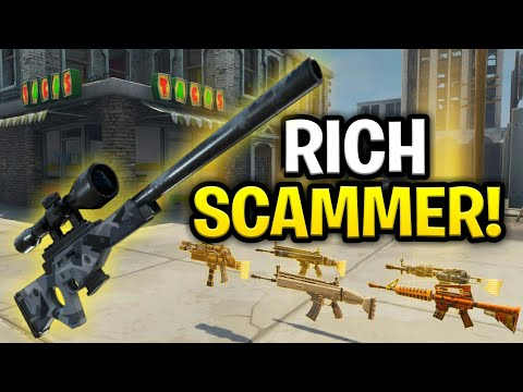 The Richest Scammer Ever Scams Himself! (Scammer Get Scammed) Fortnite Save The World