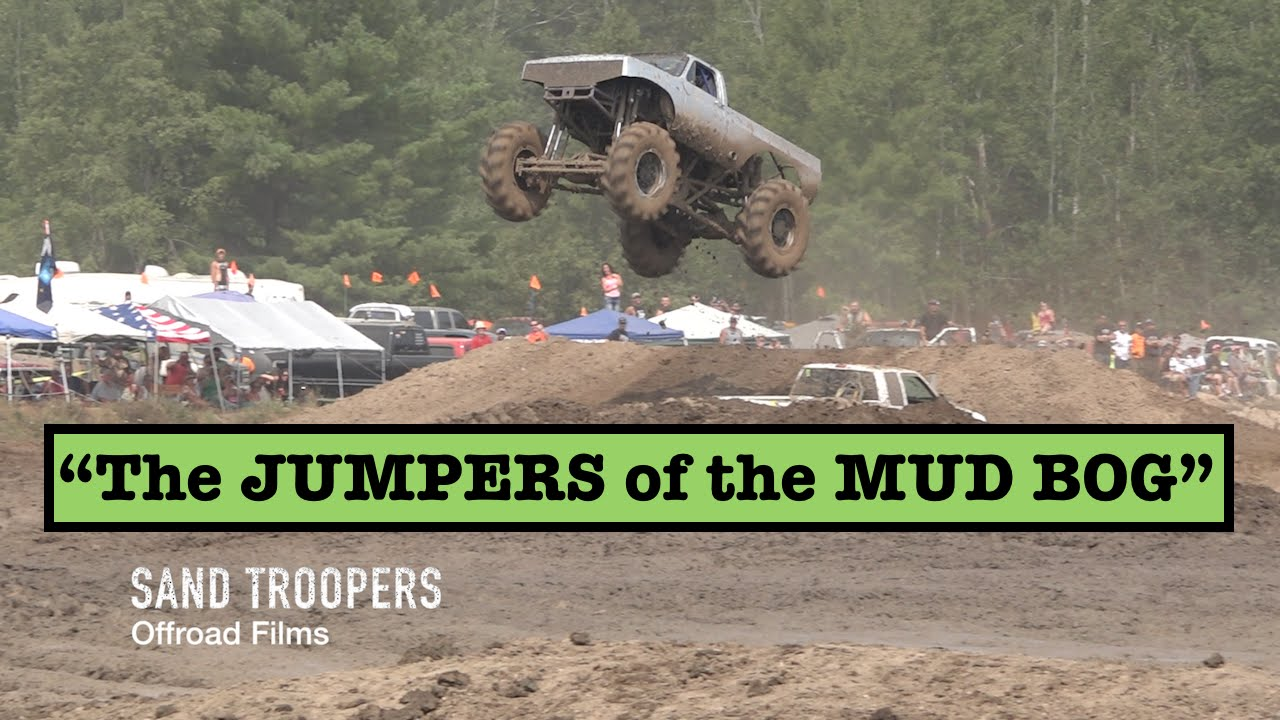 """Trucks Gone Wild Michigan >> """"The JUMPERS of the MUD BOG"""" @ Trucks Gone Wild 2015 & MICHIGAN MUD JAM - YouTube"""