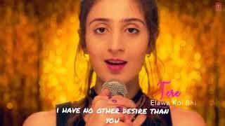 Vaaste song 😍 Lyrics English translation | dhvani Bhanushali | Nikhil D'Souza|Abhishek VIJAYARCHANA
