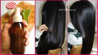 omg only spray this on your hair after shampoo get shiny silky glossy hair in 2 min priya malik