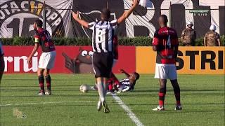 Gols Botafogo 2 x 2 Flamengo - Taça Guanabara 2016 - 60 fps