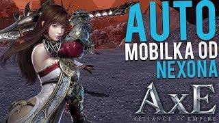 NOWA MOBILKA OD NEXONA - ALLIANCE VS EMPIRE (AXE)