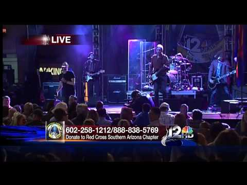 Gin Blossoms - Pieces of the Night - 1/12/2011