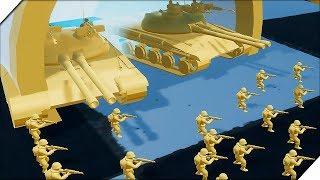 ВОЙНА ИГРУШЕК СОЛДАТИКОВ - Attack on Toys # 1/3