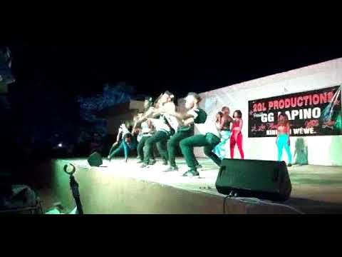 Les Danseurs De GG LAPINO Sur Tiboé (bohicon 2019)