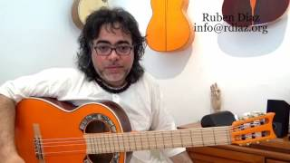 Top tuned in Bb /Re-inventing the Negra-Flamenca (review) Simplicio 1929c Andalusian Guitars