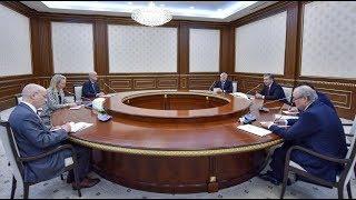 Президент Шавкат Мирзиёев 26 февраля принял и.о. помощника Госсекретаря США Элис Уэллс