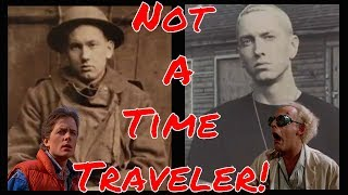 """These are NOT """"time travelers"""".  Your DNA is on a loop!"""