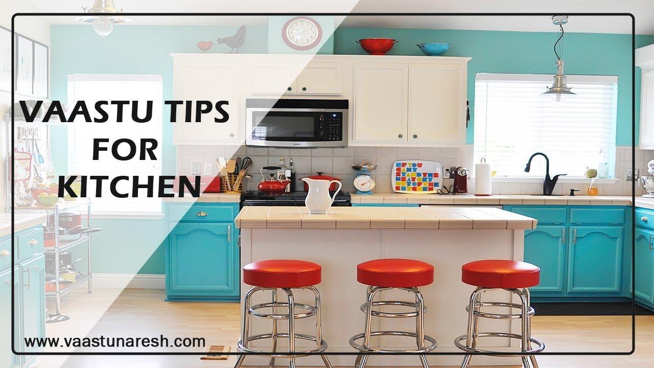 Vaastu Tips for Kitchen | Vastu for Kitchen - YouTube
