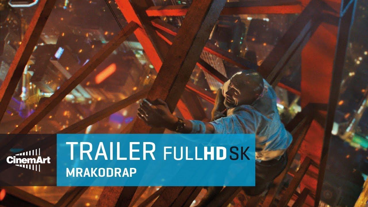 Mrakodrap / Skyscraper (2018) oficiálny HD trailer [SK]