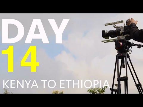 Day 14  Goodbye Kenya, Hello Ethiopia