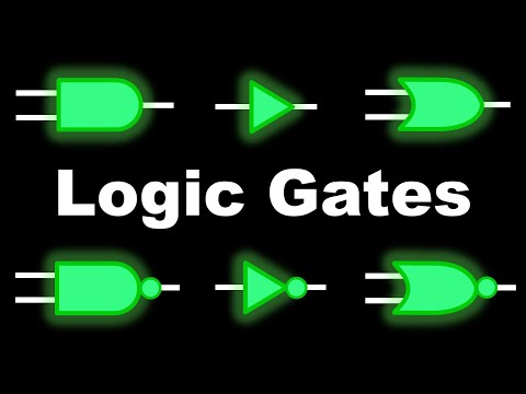 🔴 LOGIC GATES | video lecture in HINDI