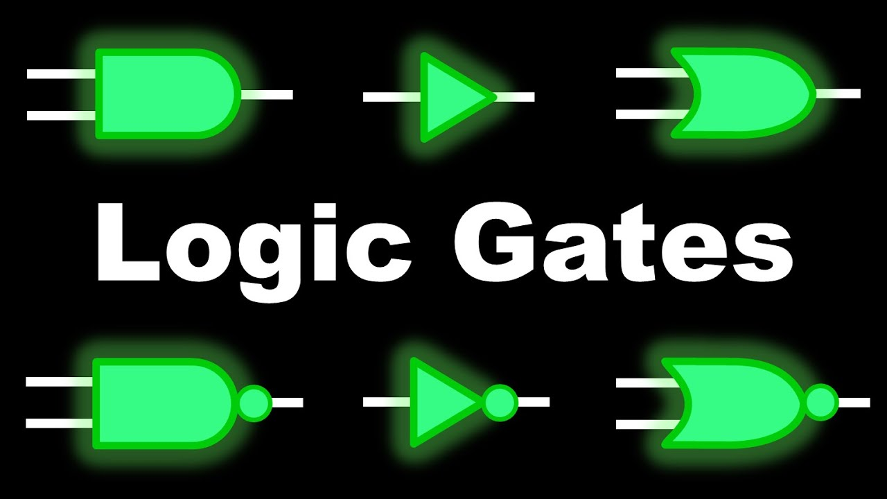 Logic Gates Video Lecture In Hindi Youtube Are The Basis Of All Circuits Inputs And Outputs