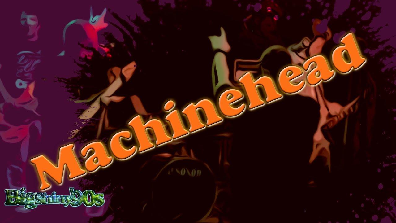 Machinehead - Bush - Big Shiny '90s cover