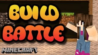 Minecraft - Build Battle com Mamis