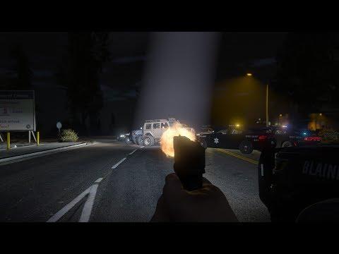 LSPDFR - Day 527 - Deputy Sheriff POV Patrol