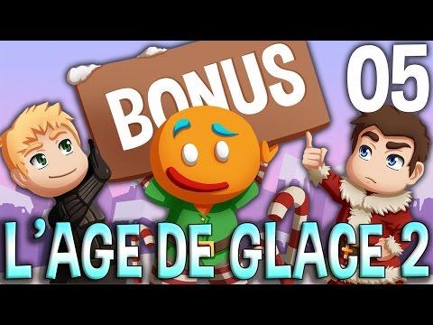 L'ÂGE DE GLACE 2 - Brioche Bonus #5 LE CHARBON DE FRANCE
