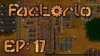 Factorio: T1 Episodio 17 - Ciencia de Nivel 3