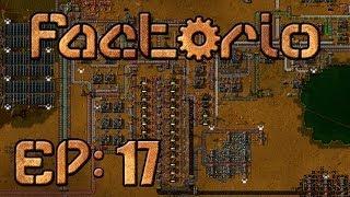Factorio: T1 Episodio 17 - Ciencia de Nivel 3
