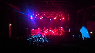 "Melvins - Vienna @ Arena - 13 05 2013 - #3 ""Hag Me / Pearl Bomb / Hooch / Honey Bucket / Night Goat"""