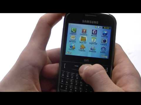 English: Samsung Chat 335 Video Preview