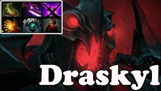 Dota 2 - Draskyl Plays Shadow Fiend vol 3 - Pub Match Gameplay