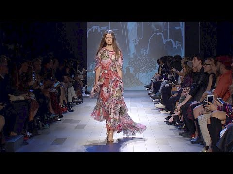 Vivienne Tam | Spring Summer 2018 Full Fashion Show | Exclusive