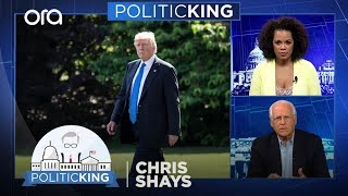 Former Rep. Chris Shays: Donald Trump is 'clueless'   Larry King Now   Ora.TV