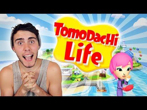 Tomodachi life matchmaking